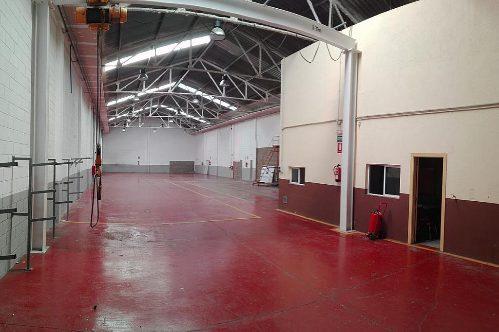 Planta baja - Nave industrial en alquiler en polígono Can Calderón, Camps Blancs en Sant Boi de Llobregat - 328019639