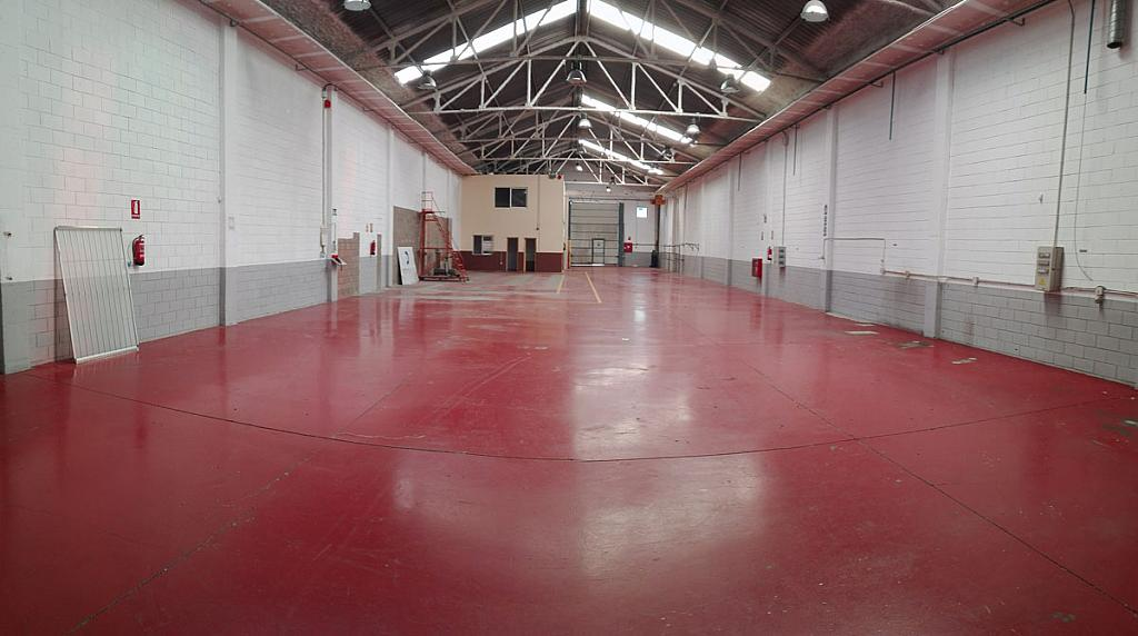 Planta baja - Nave industrial en alquiler en polígono Can Calderón, Camps Blancs en Sant Boi de Llobregat - 328019643