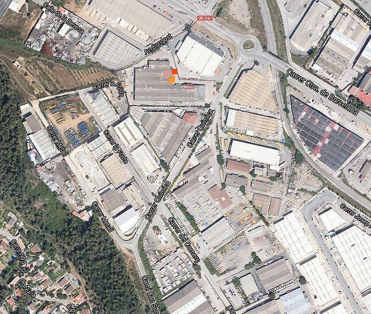 Vistas - Nave industrial en alquiler en calle Quimica, Sant Andreu de la Barca - 138232192