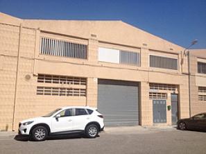 Fachada - Nave industrial en alquiler en polígono Cadesbank, Zona Industrial en Ripollet - 188504931