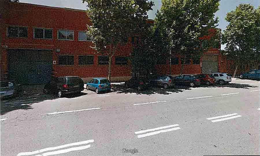 Fachada - Nave industrial en alquiler en polígono Sudoest, Polígon Sud-Oest en Sabadell - 188740756