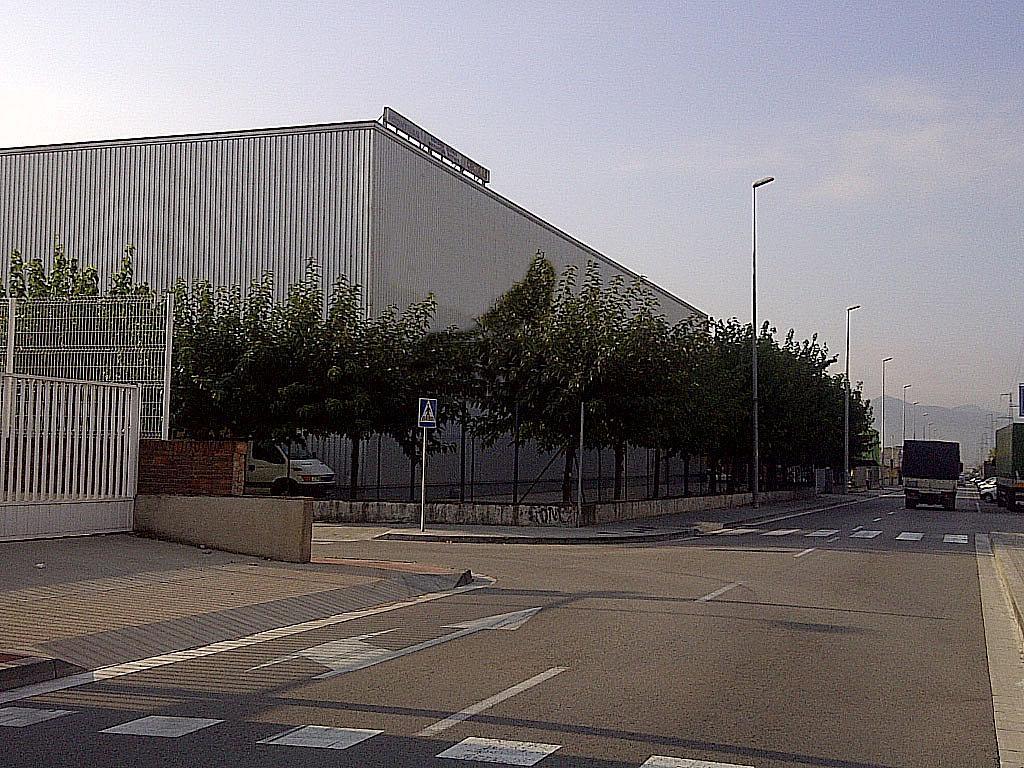 Fachada - Nave industrial en alquiler en polígono Congost, Congost en Granollers - 198568909