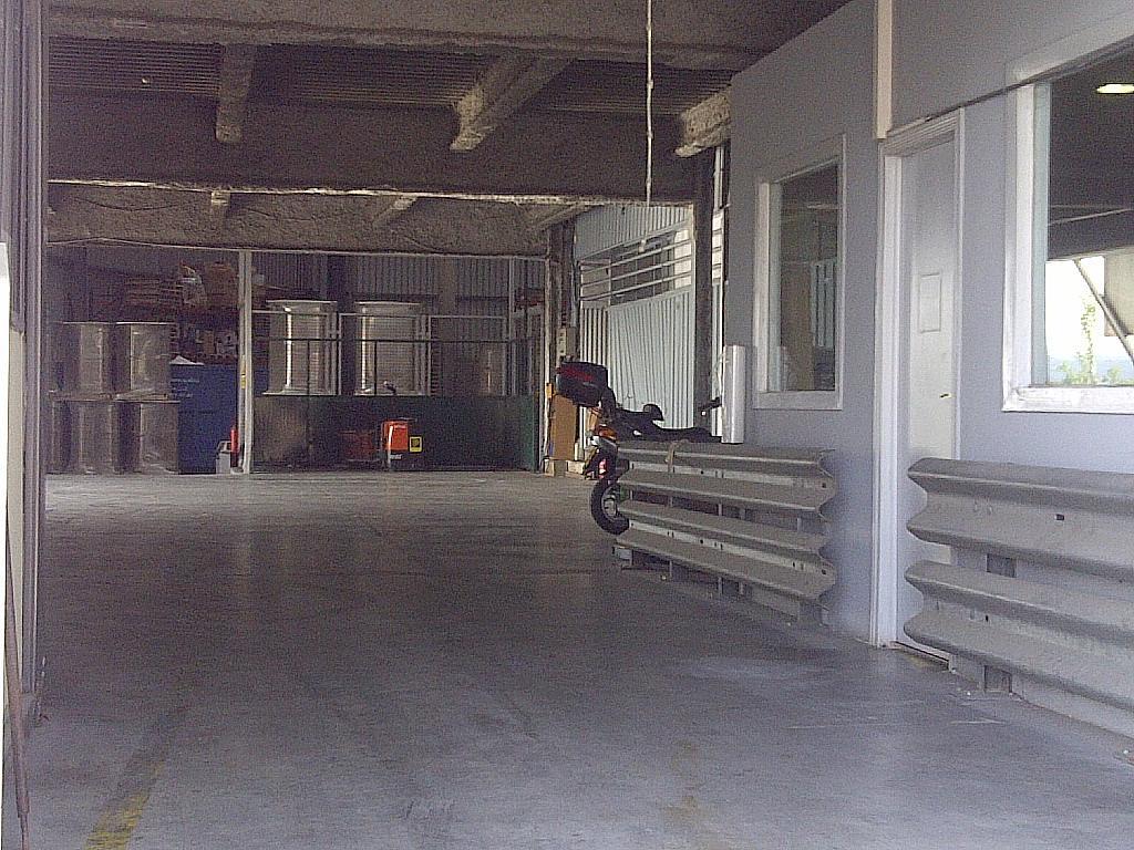 Planta baja - Nave industrial en alquiler en polígono Congost, Congost en Granollers - 198568919