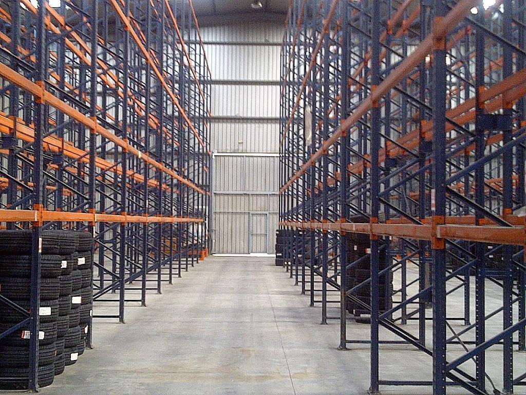 Planta baja - Nave industrial en alquiler en polígono Congost, Congost en Granollers - 198568949