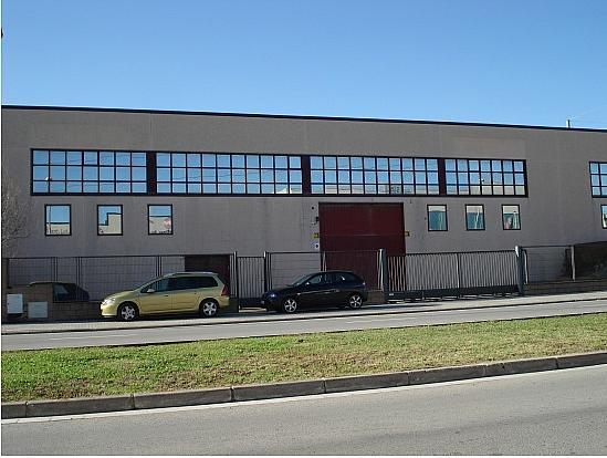 Fachada - Nave industrial en alquiler en polígono Can Calderón, Casablanca en Sant Boi de Llobregat - 201692635