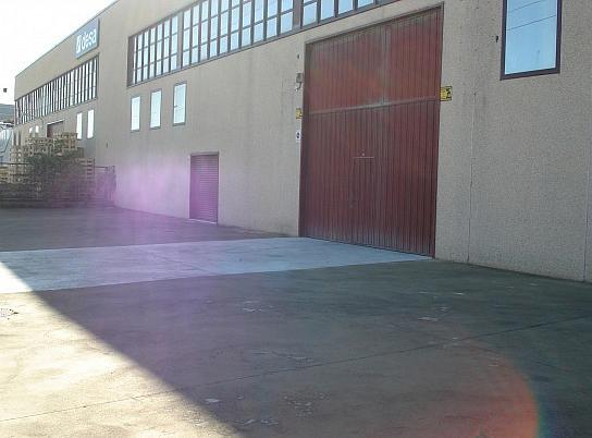 Patio - Nave industrial en alquiler en polígono Can Calderón, Casablanca en Sant Boi de Llobregat - 201692646