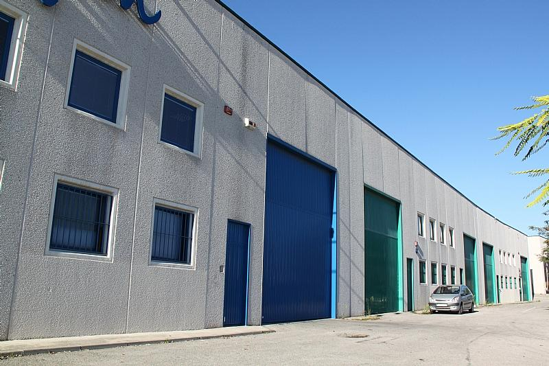 Fachada - Nave industrial en alquiler en calle Trepadella, Castellbisbal - 212167647