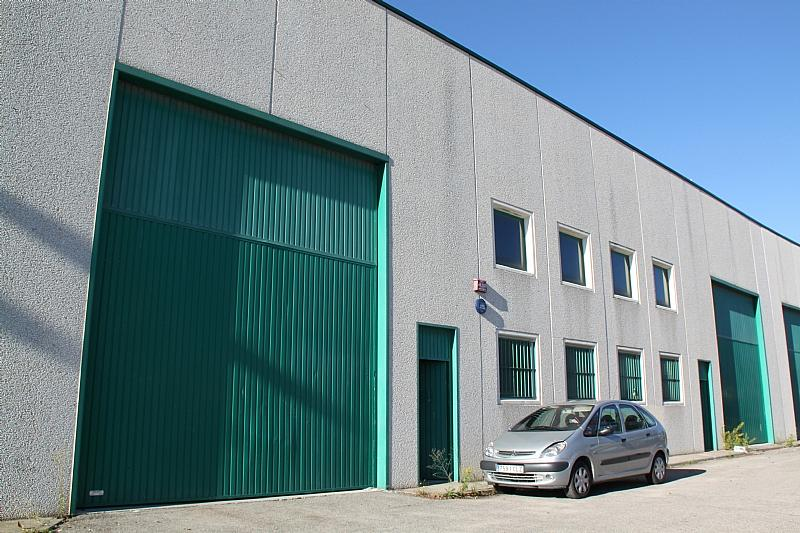 Fachada - Nave industrial en alquiler en calle Trepadella, Castellbisbal - 212167650