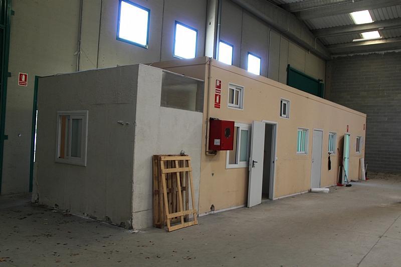 Planta altillo - Nave industrial en alquiler en calle Trepadella, Castellbisbal - 212167653