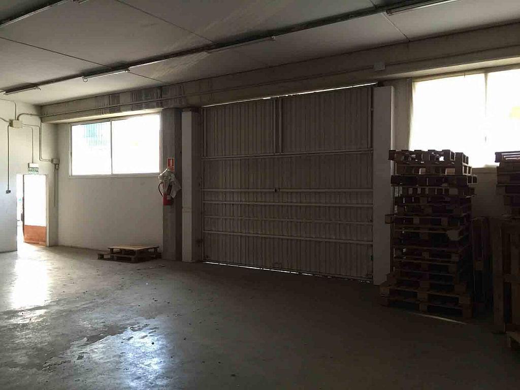 Planta baja - Nave industrial en alquiler en polígono Del Mig, Centre en Hospitalet de Llobregat, L´ - 219834983