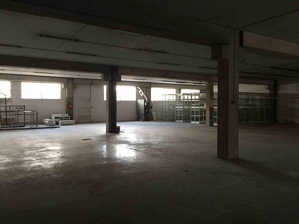 Planta baja - Nave industrial en alquiler en polígono Del Mig, Centre en Hospitalet de Llobregat, L´ - 219834984
