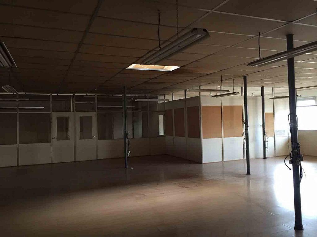 Oficina - Nave industrial en alquiler en polígono Del Mig, Centre en Hospitalet de Llobregat, L´ - 219834999