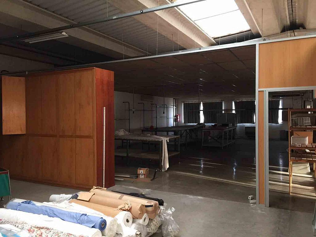 Planta baja - Nave industrial en alquiler en polígono Del Mig, Centre en Hospitalet de Llobregat, L´ - 219835007