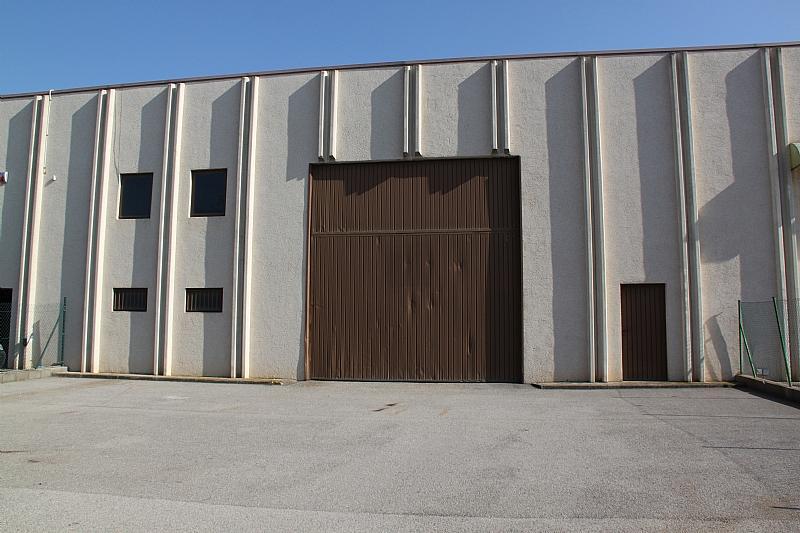 Fachada - Nave industrial en alquiler en polígono Can Roqueta, Torre romeu en Sabadell - 221449195
