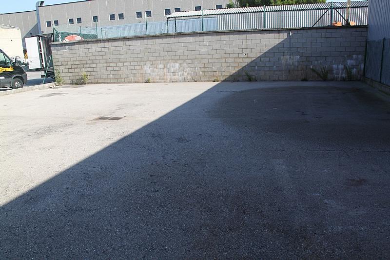 Patio - Nave industrial en alquiler en polígono Can Roqueta, Torre romeu en Sabadell - 221449209