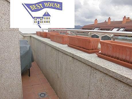 Foto - Ático en alquiler en calle Traviesas, Freixeiro-Lavadores en Vigo - 340976206