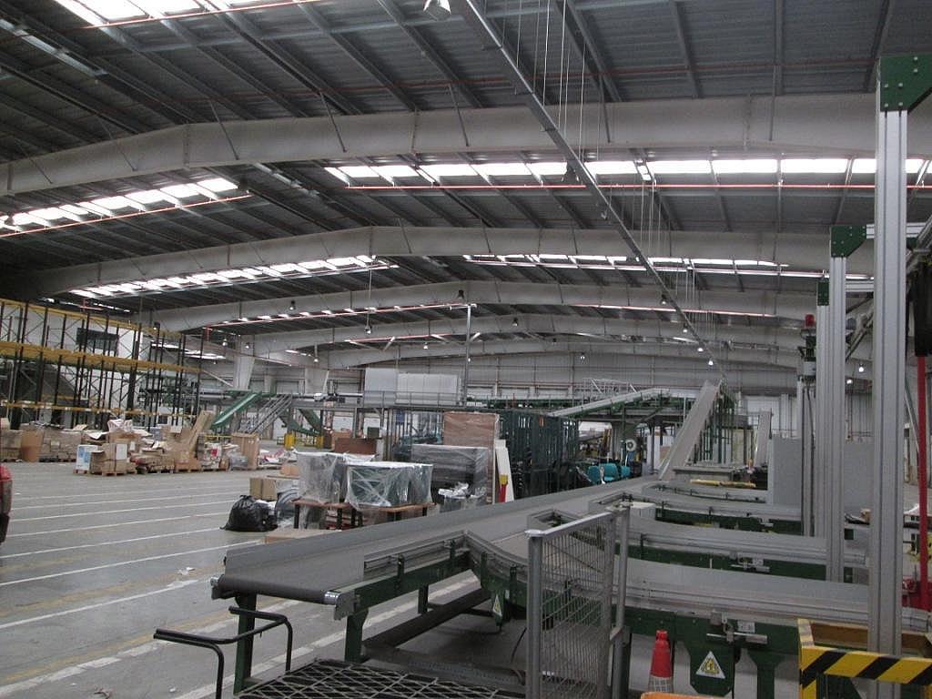 Planta baja - Nave industrial en alquiler en calle Miguel Faraday, Los Molinos en Getafe - 248045968