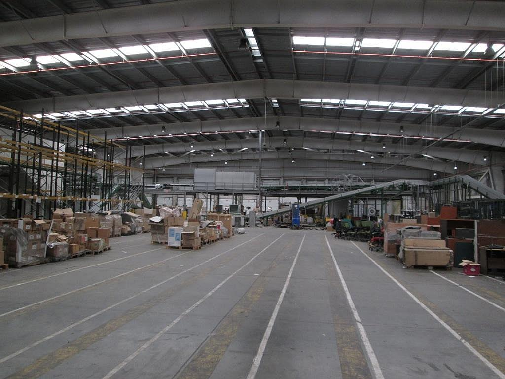 Planta baja - Nave industrial en alquiler en calle Miguel Faraday, Los Molinos en Getafe - 248045976