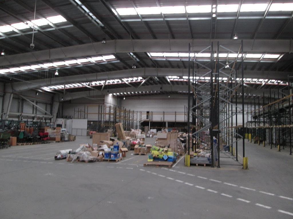 Planta baja - Nave industrial en alquiler en calle Miguel Faraday, Los Molinos en Getafe - 248045979