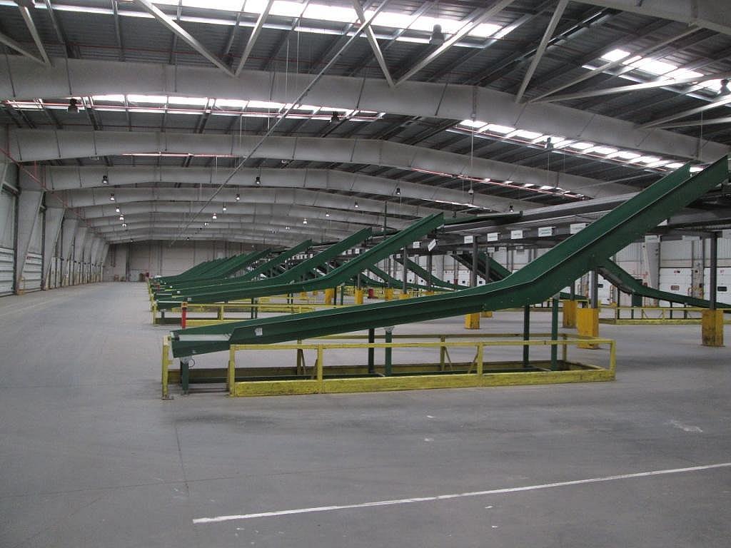 Planta baja - Nave industrial en alquiler en calle Miguel Faraday, Los Molinos en Getafe - 248045980