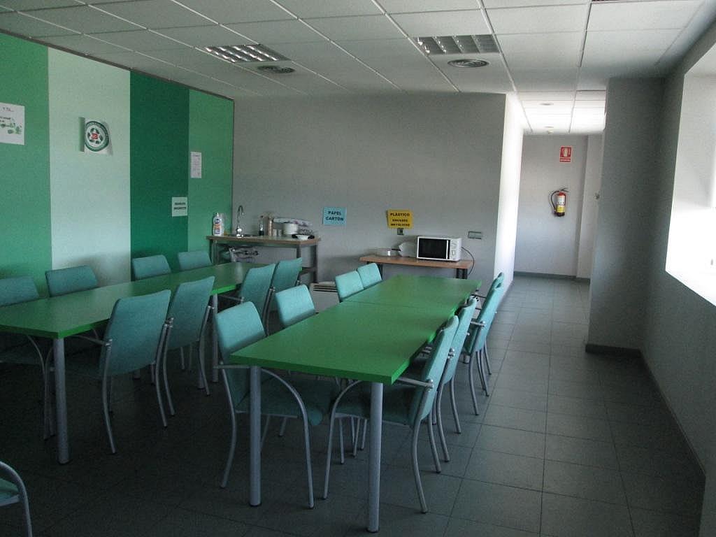 Comedor - Nave industrial en alquiler en calle Miguel Faraday, Los Molinos en Getafe - 248045993