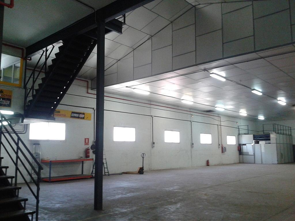 Planta baja - Nave industrial en alquiler en calle Marconi, Valleaguado Sur en Coslada - 252927135
