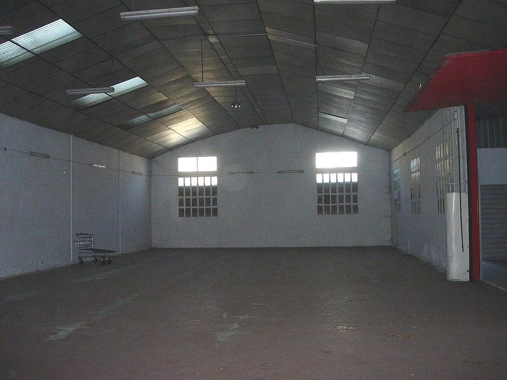 Planta baja - Nave industrial en alquiler en calle Pico Abantos, Humanes de Madrid - 267603650