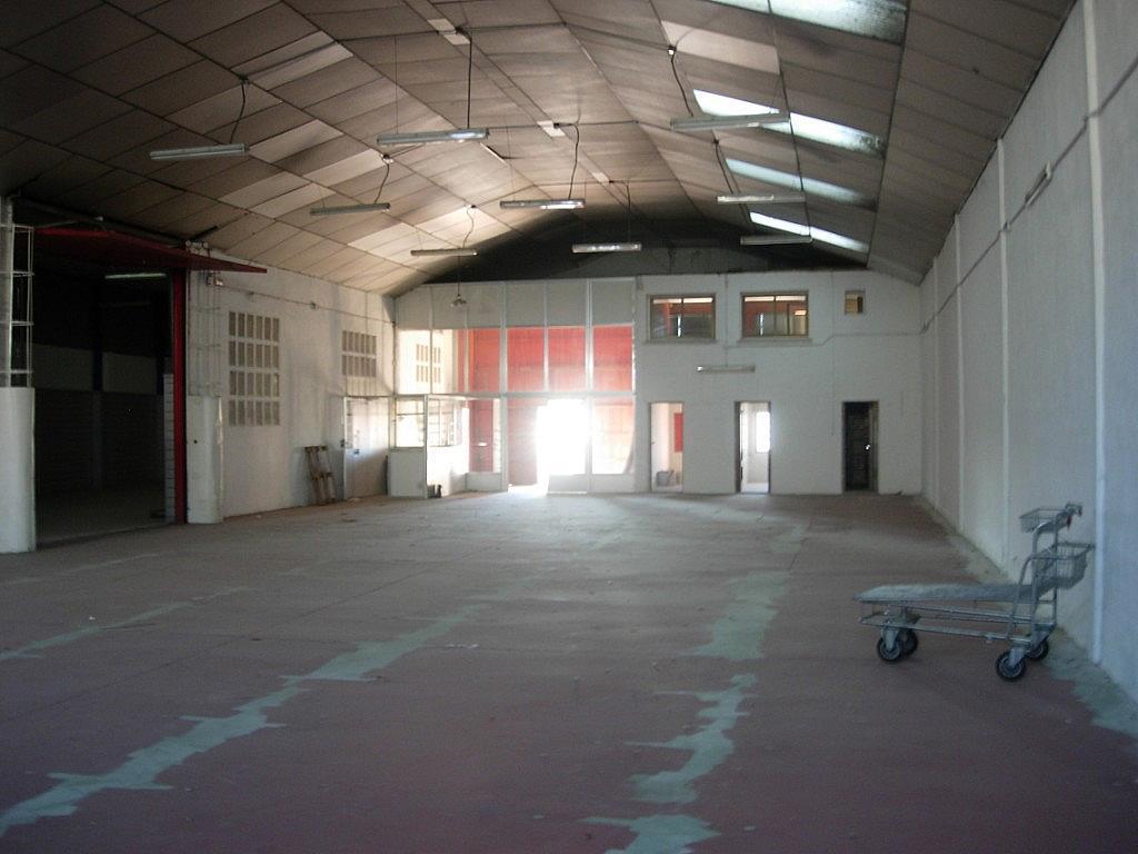 Planta baja - Nave industrial en alquiler en calle Pico Abantos, Humanes de Madrid - 267603654