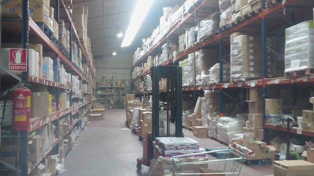 Planta baja - Nave industrial en alquiler en calle Galicia, El Esparragal en Coslada - 269036580
