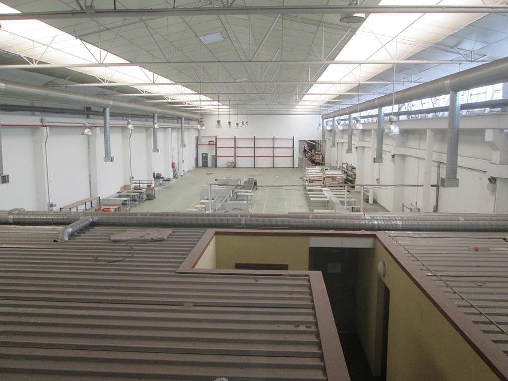 Planta baja - Nave industrial en alquiler en calle Carpinteros, San Isidro en Getafe - 272634489