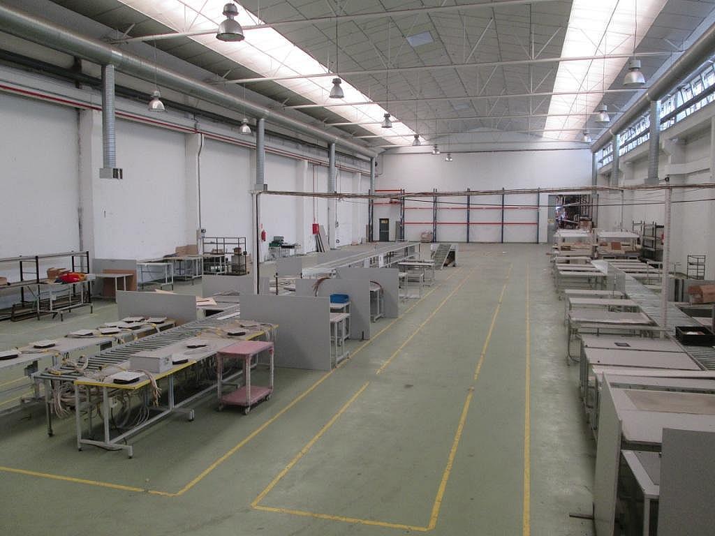 Planta baja - Nave industrial en alquiler en calle Carpinteros, San Isidro en Getafe - 272634496