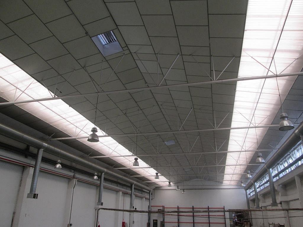 Planta baja - Nave industrial en alquiler en calle Carpinteros, San Isidro en Getafe - 272634498