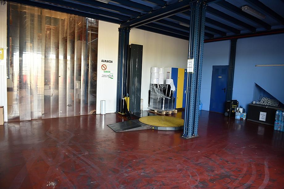 Planta baja - Nave industrial en alquiler en calle Fisicas, Ondarreta-Las Retamas-Parque Oeste en Alcorcón - 272645442
