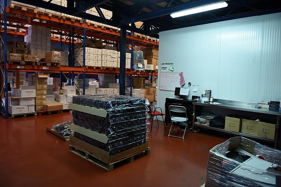Planta baja - Nave industrial en alquiler en calle Fisicas, Ondarreta-Las Retamas-Parque Oeste en Alcorcón - 272645446