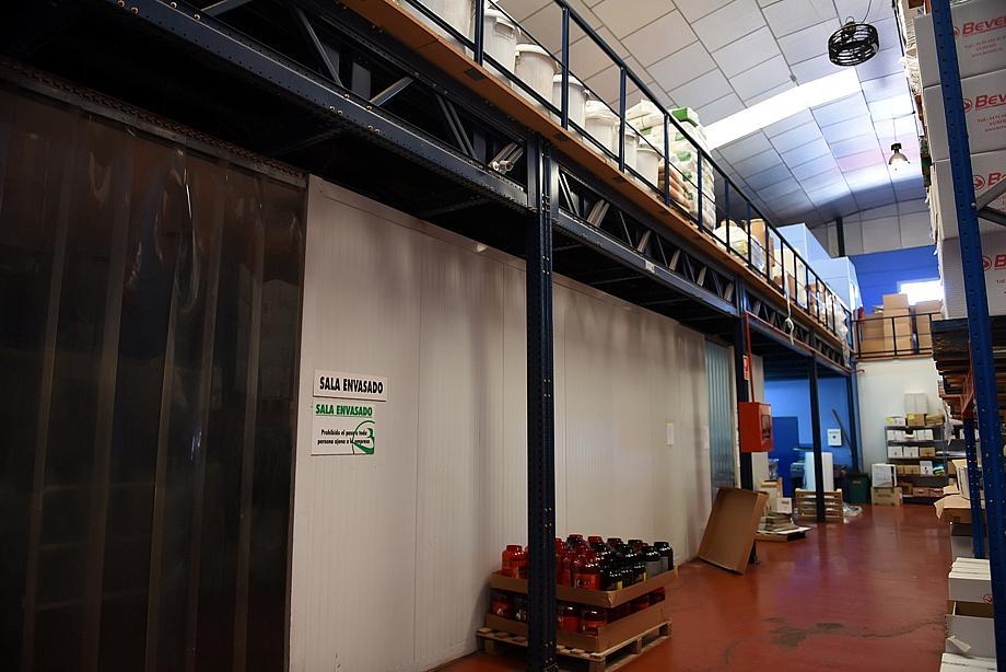 Planta baja - Nave industrial en alquiler en calle Fisicas, Ondarreta-Las Retamas-Parque Oeste en Alcorcón - 272645451