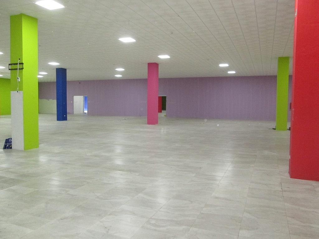 Planta baja - Nave industrial en alquiler en calle Sierra Magina, Loranca en Fuenlabrada - 278121716