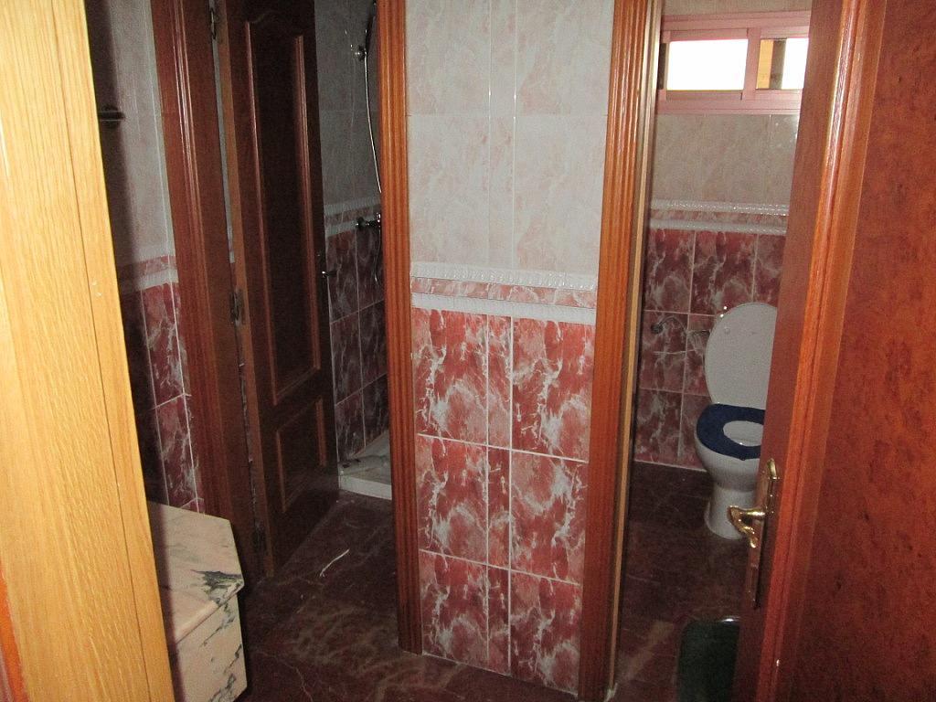 Baño - Nave industrial en alquiler en calle Sierra Magina, Loranca en Fuenlabrada - 278121735
