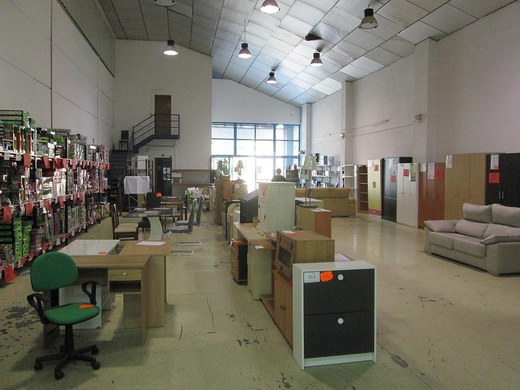 Planta baja - Nave industrial en alquiler en calle De Colombia, Zona Centro en Leganés - 290722423
