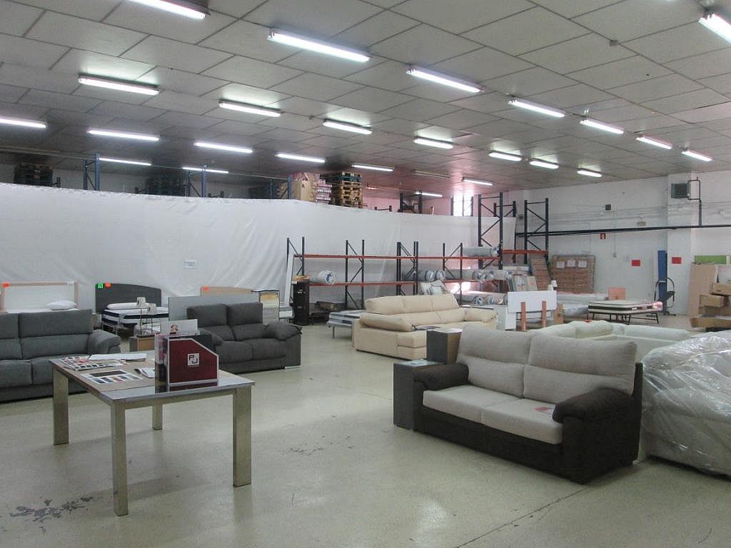 Planta baja - Nave industrial en alquiler en calle De Colombia, Zona Centro en Leganés - 290722425