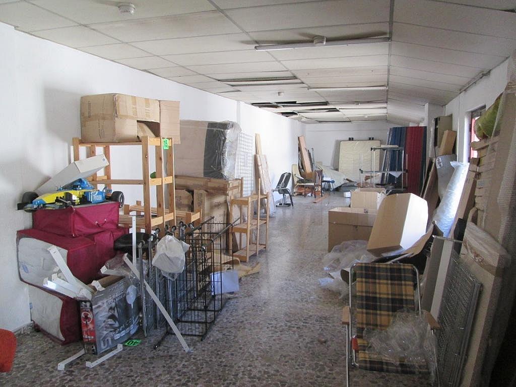 Planta baja - Nave industrial en alquiler en calle De Colombia, Zona Centro en Leganés - 290722428