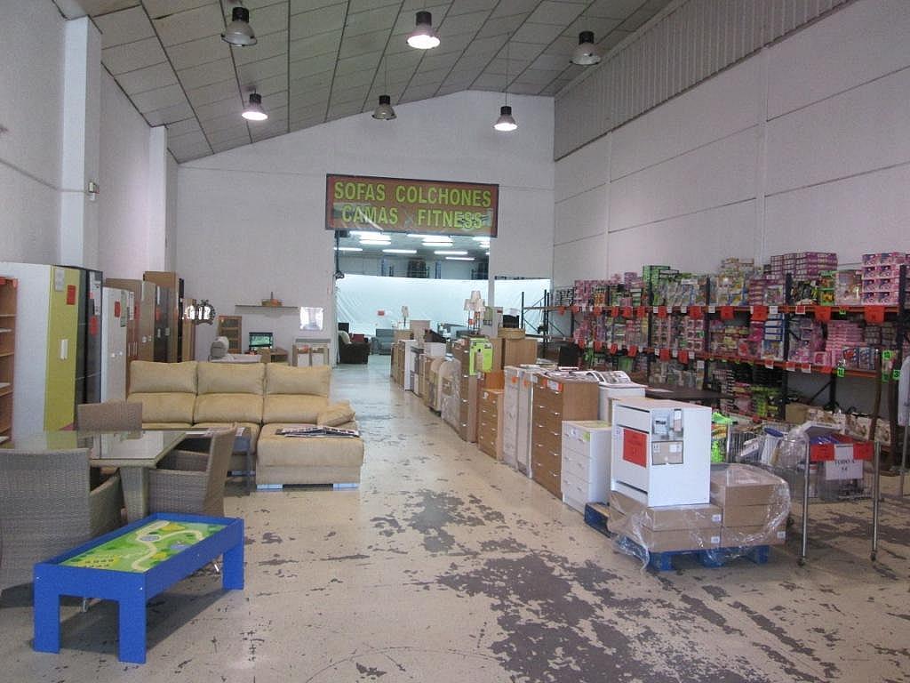 Planta baja - Nave industrial en alquiler en calle De Colombia, Zona Centro en Leganés - 290722429