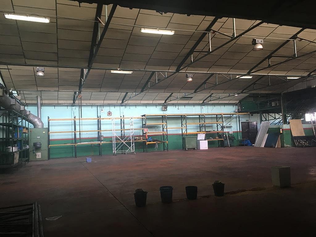 Planta baja - Nave industrial en alquiler en calle Bell, Los Molinos en Getafe - 291047517