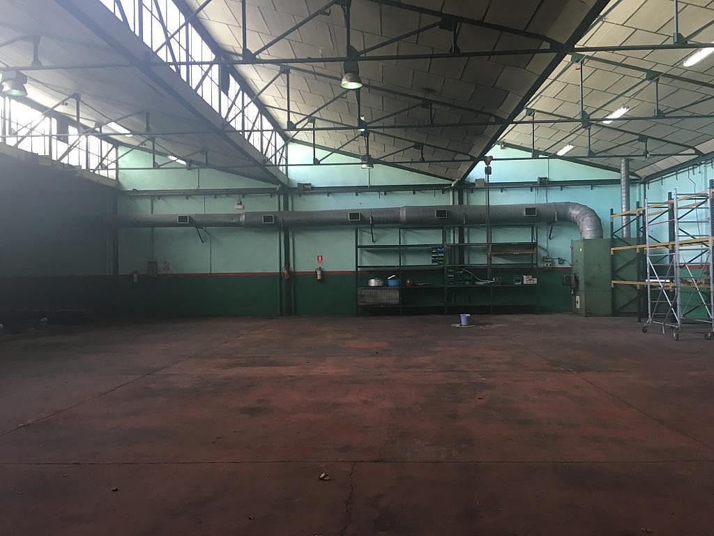 Planta baja - Nave industrial en alquiler en calle Bell, Los Molinos en Getafe - 291047523