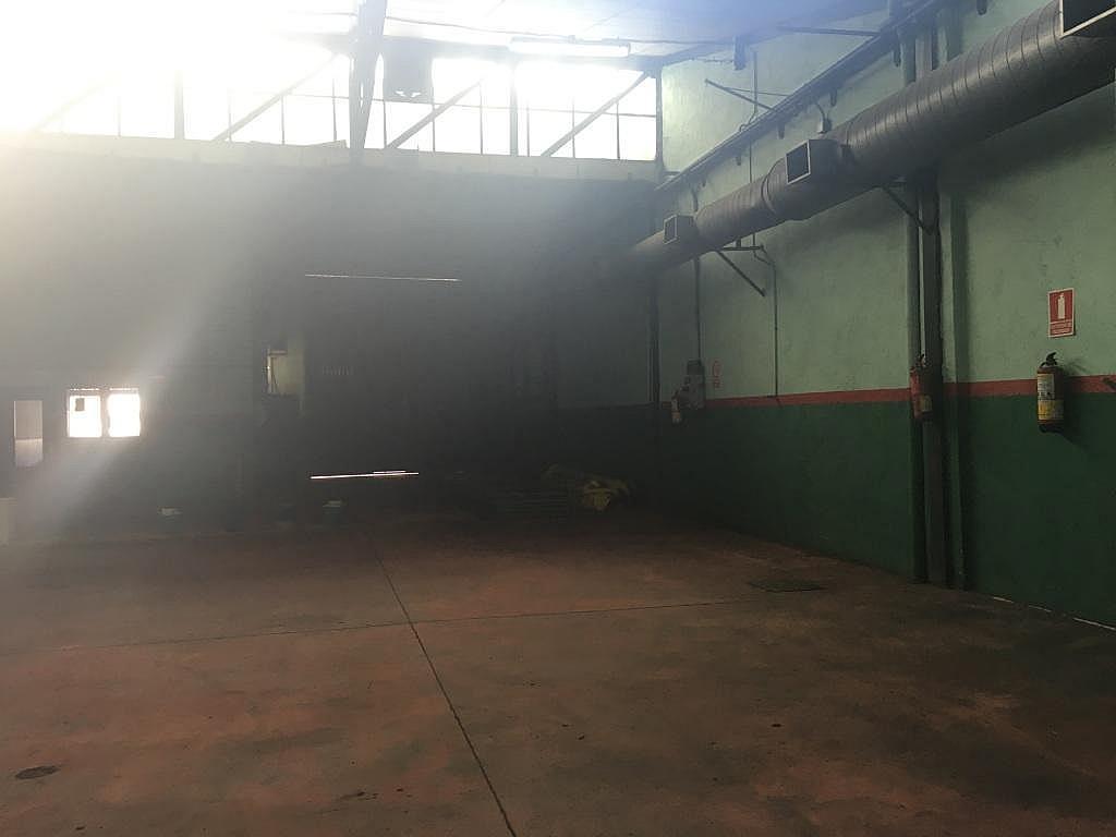 Planta baja - Nave industrial en alquiler en calle Bell, Los Molinos en Getafe - 291047526