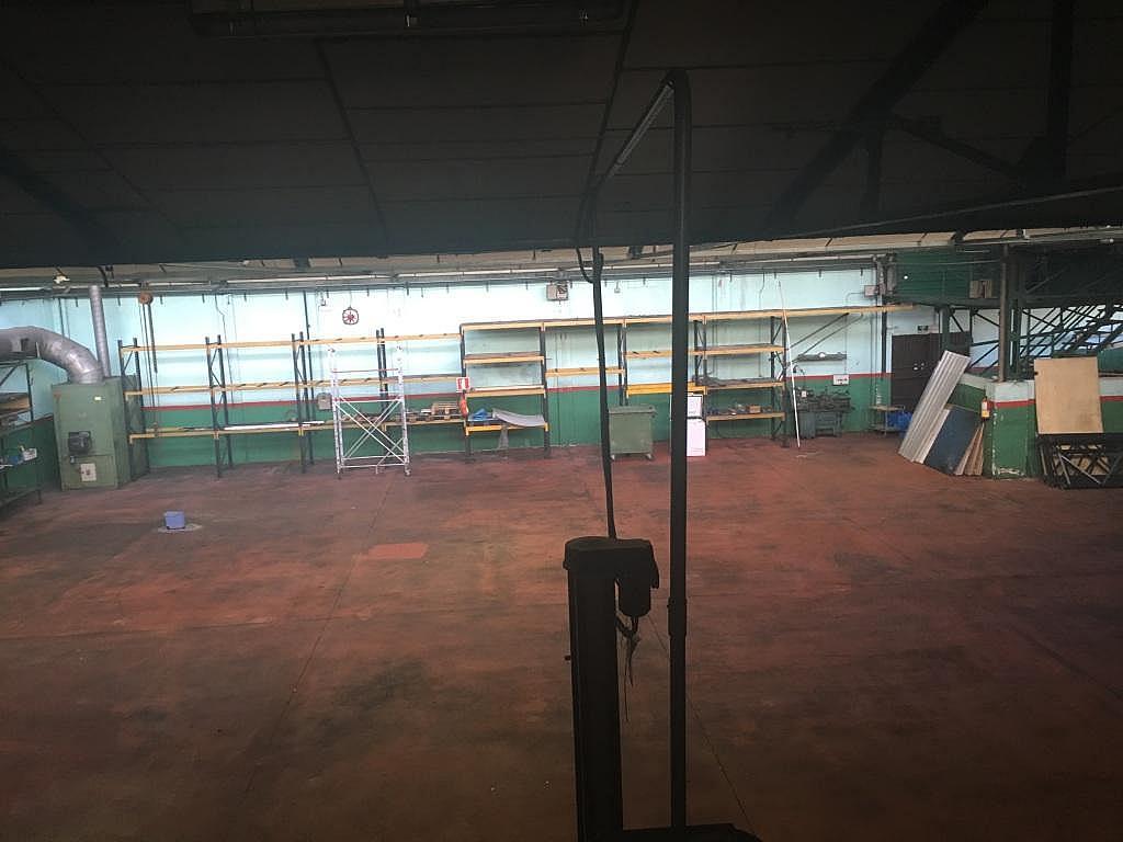 Planta baja - Nave industrial en alquiler en calle Bell, Los Molinos en Getafe - 291047530