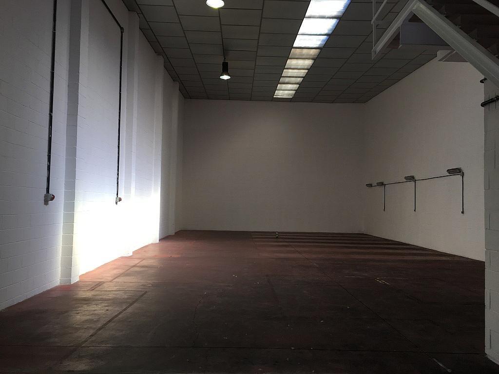 Planta baja - Nave industrial en alquiler en calle Mar Egeo, Parque Henares en San Fernando de Henares - 293063048