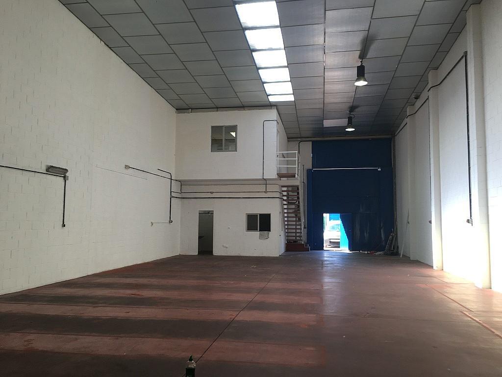 Planta baja - Nave industrial en alquiler en calle Mar Egeo, Parque Henares en San Fernando de Henares - 293063051