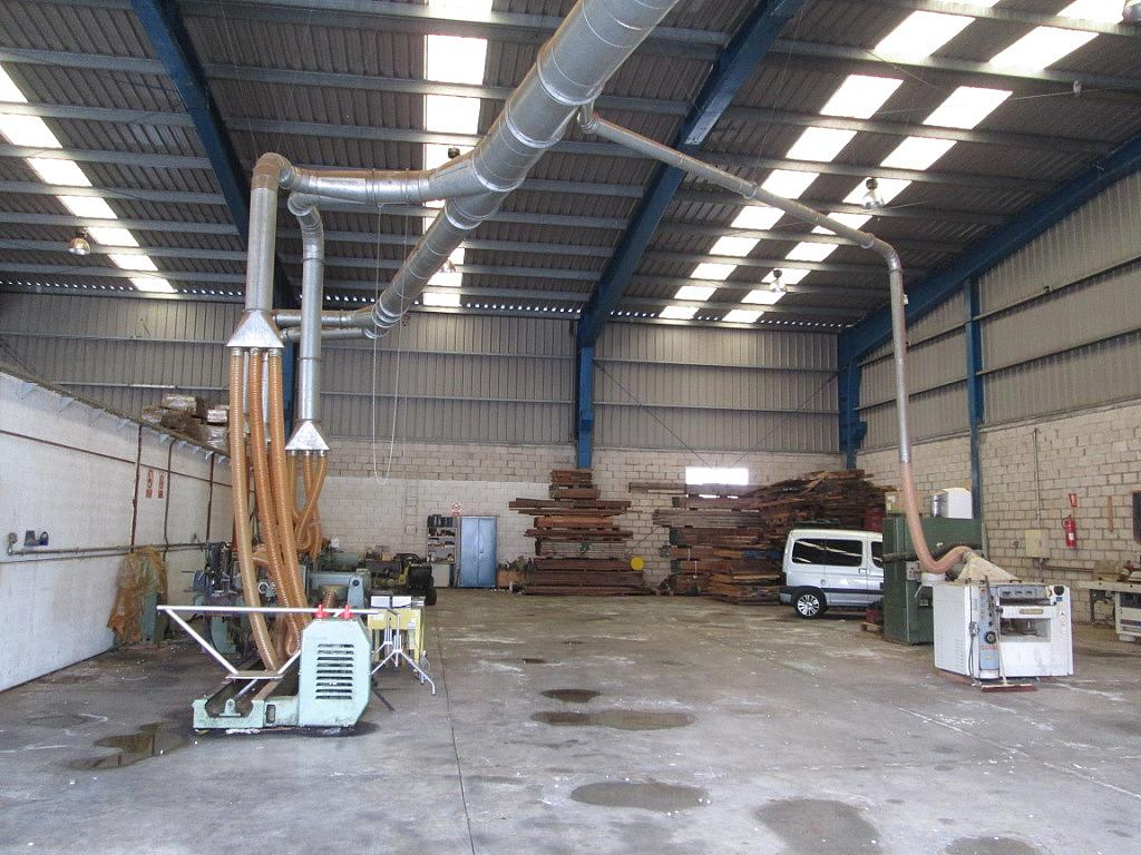 Planta baja - Nave industrial en alquiler en calle Ulises, Centro en Valdemoro - 295688969