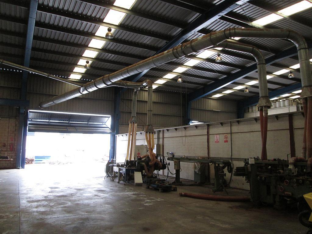 Planta baja - Nave industrial en alquiler en calle Ulises, Centro en Valdemoro - 295688970