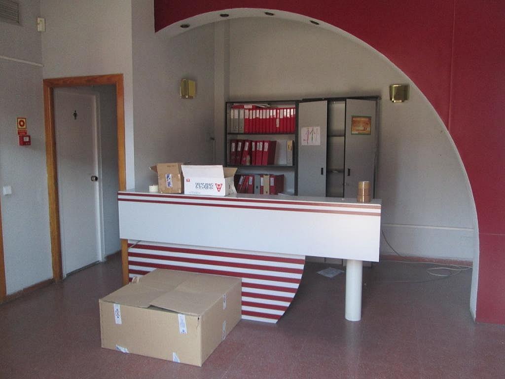 Oficina - Nave industrial en alquiler en calle Morse, Centro en Getafe - 307427077